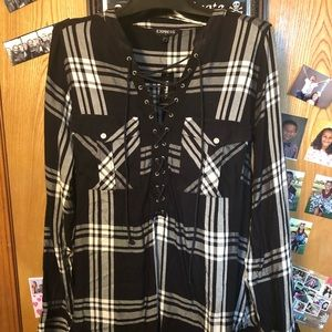 NWT EXPRESS FLANEL